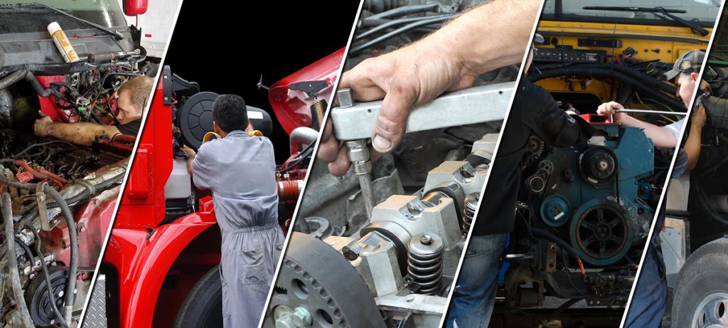 Mobile Diesel Truck and Engine Repair