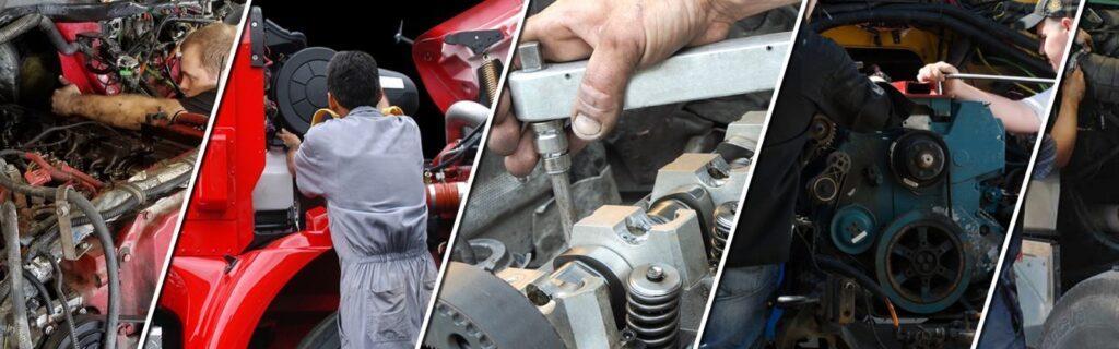 diesel truck mechanic